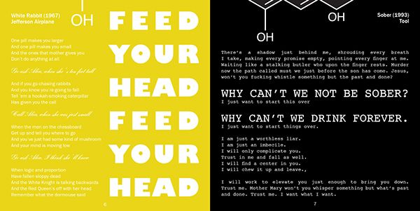 FEED YOUR HEAD on Behance