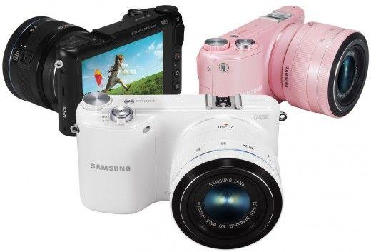 Samsung presenta la nuova Smart Camera NX2000