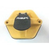 PLASTIC 7-WAY DUMP SOCKET 16-860
