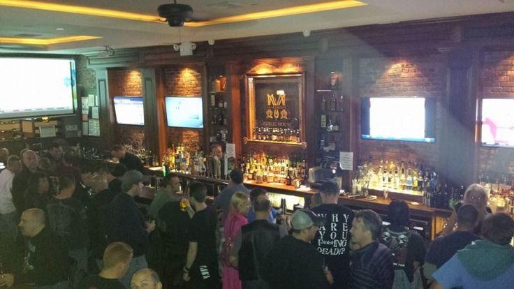 Sully's Irish pub in Brooklyn... A neighbourhood bar