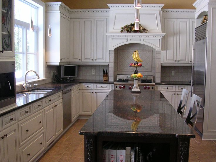 Grey Granite Kitchen Countertops 22 best grey granite kitchen countertops images on pinterest
