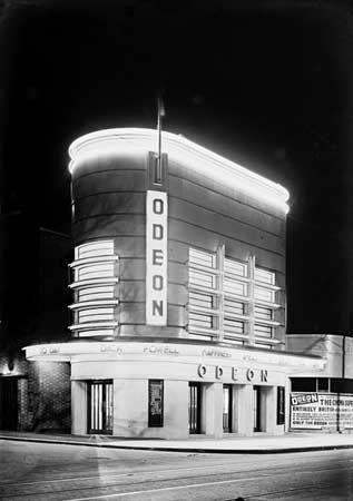 Odeon Cinema, London Road, Isleworth, London