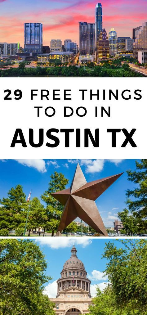 When visiting Austin Texas there are 29 free things to do that you will love! #austintexas #OurRoamingHearts #freethingstodoinaustintx #austintx #austintxlife #austintexaslife #freethingstodoinaustin #freethingstodoin #thingstodoinaustin