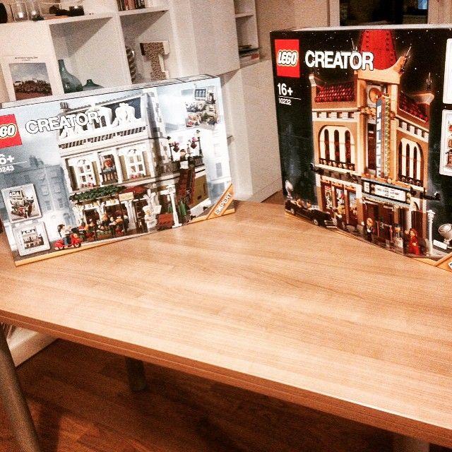 Buraya minik bir #lego sehri kuralim
