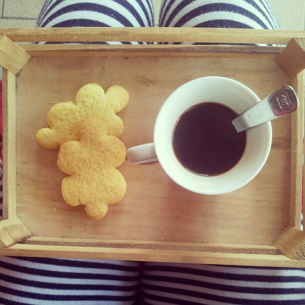 Cloud and coffe
