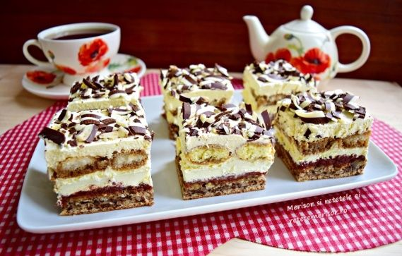 Prăjitura Armonia gustului