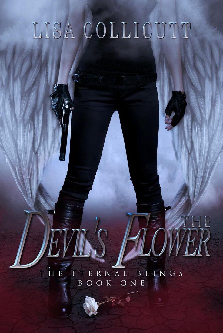 The Devil's Flower By Lisa Collicutt #bookreview #ya #paranormal #romance