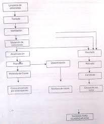 Resultado de imagen para diagrama sinoptico de elaboracion de manteca de cacao