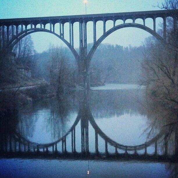 #Cleveland Metroparks' Brecksville Bridge