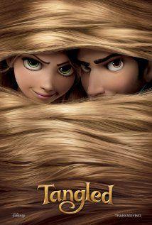 (4/10) - Após ser sequestrada e presa em uma torre, Rapunzel decide investigar o que são aquelas estrelas que aparecem uma vez por ano, e junto com um fugitivo e o poder do seu cabelo, passa por diversas aventuras até chegar na cidade (-musicas)