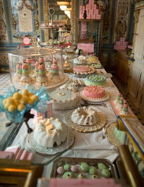 Mendl's, from The Grand Budapest Hotel.