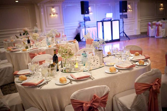 The Best Way To Utilize Used Wedding Decorations Napkins And Table