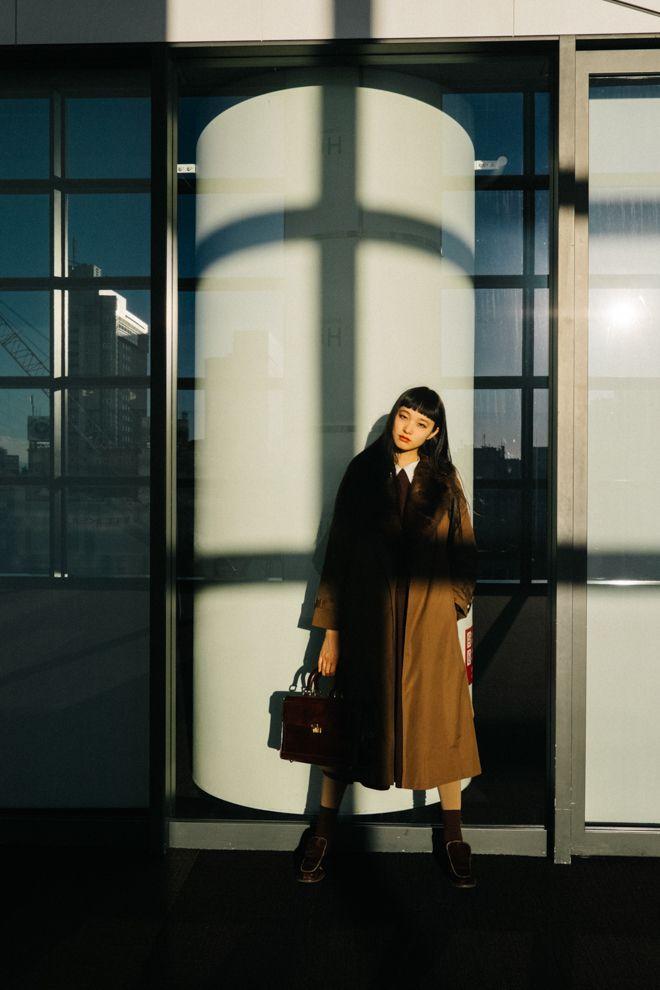 画像: 5/7【注目のモデル萬波ユカをミトグラフが撮影 表参道ROCKETで写真展を開催】