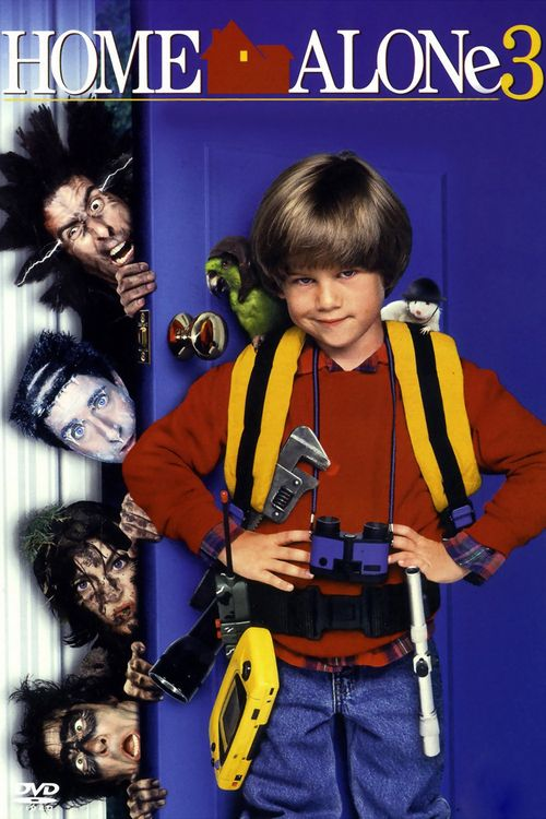 Watch->> Home Alone 3 1997 Full - Movie Online