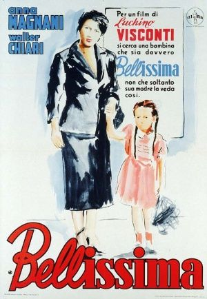 BELÍSSIMA (Bellissima) Directed by: Luchino Visconti