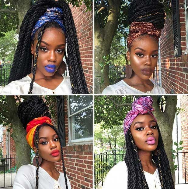 Tresse Boho Couronnes Coiffures Coiffures Afro Enfants Coiffure Avec Foulard Coiffure Afro Idee Coiffure Cheveux Crepus