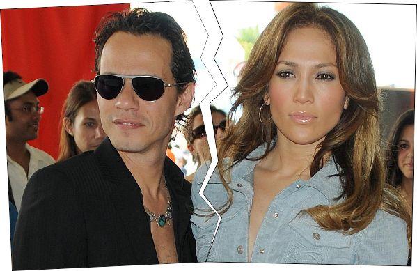 Latest News about Jennifer Lopez and Marc Anthony's Divorce | Celeble.net