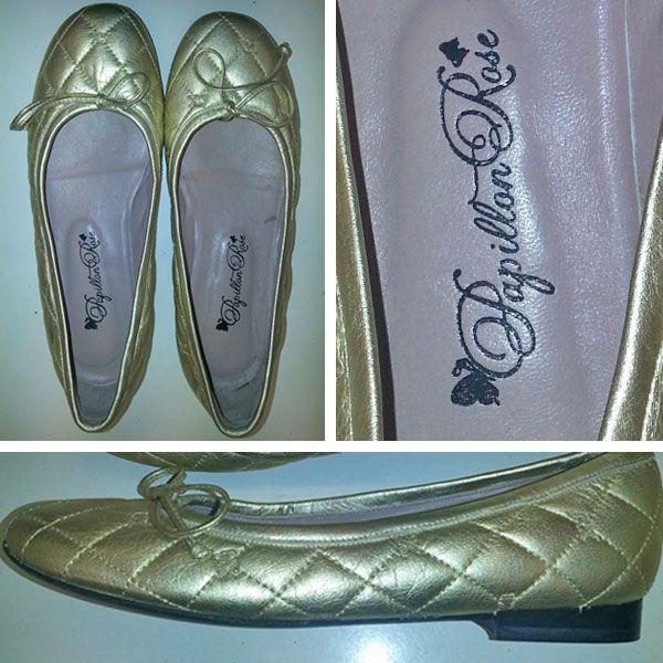 Papillon Rose shoes €30 size 36 (Originally €219!) at Ofam Rathfarnham. https://www.oxfamireland.org/shop/oxfam-rathfarnham