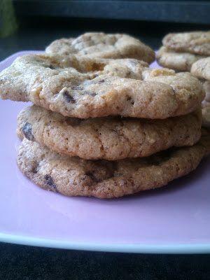 Blondynka Gotuje: Chocolate chip cookies