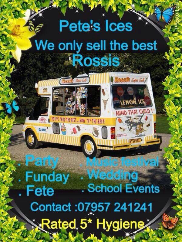 www.petesices.co.uk @petesices
