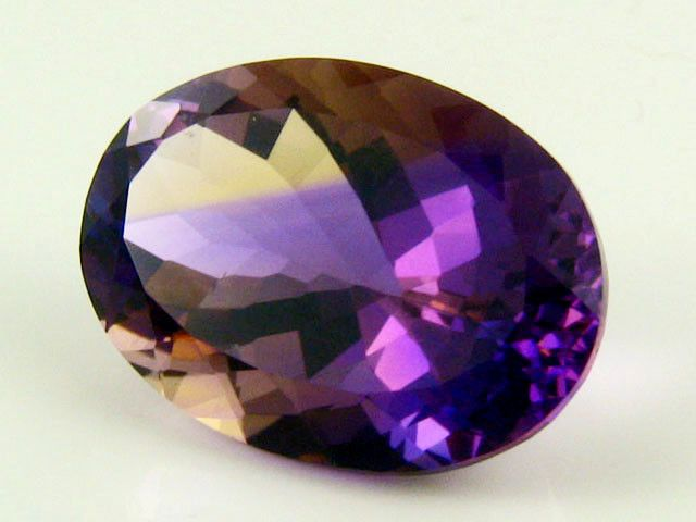 CERT AMETRINE VVS QUALITY FACETED STONE 26.11 CTS  SG 1872 Ametrine gemstone, my favourite purple colour stone, gemstones
