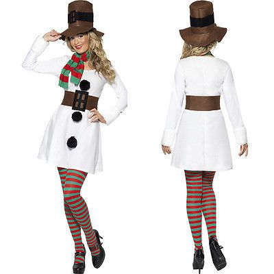 New women #ladies christmas #fancy #dress party xmas snowman cosplay costume suit,  View more on the LINK: 	http://www.zeppy.io/product/gb/2/192037497334/