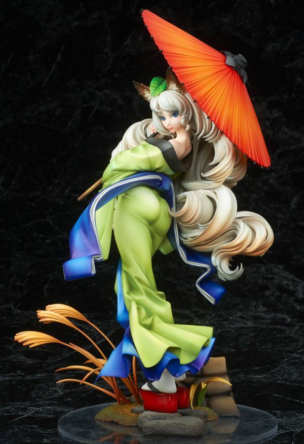 Muramasa The Demon Blade: Yuzuruha 1/8 [Figure] by Alter