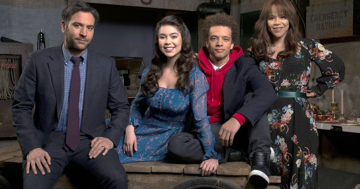 Rise Premier Recap and Review: A Musical to Ultimately Root For -- A working class high school drama department and its students come alive under a passionate teacher in the new NBC musical Rise. -- http://tvweb.com/rise-tv-show-2018-premier-recap-review-nbc/