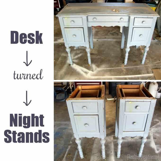 10 Budget freundliche Möbel umfunktioniert