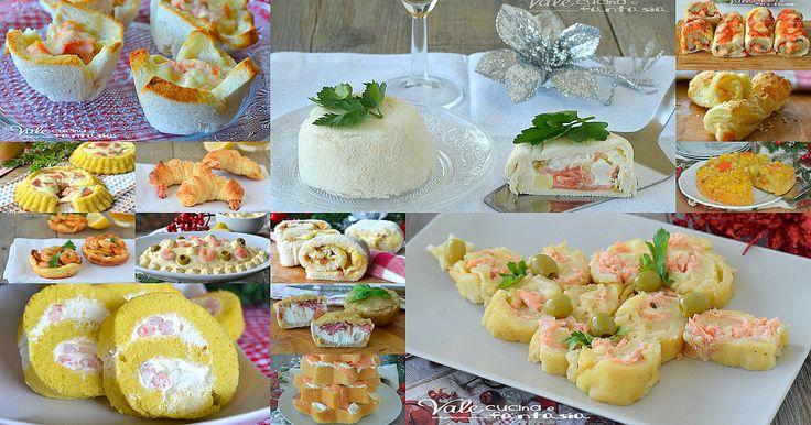 ANTIPASTI+DELLE+FESTE+VELOCI+le+migliori+75+ricette