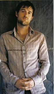 Jonas Armstrong - BBC Robin Hood