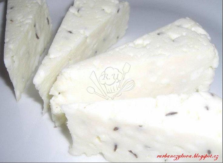 Domácí sýr/bez syřidla/