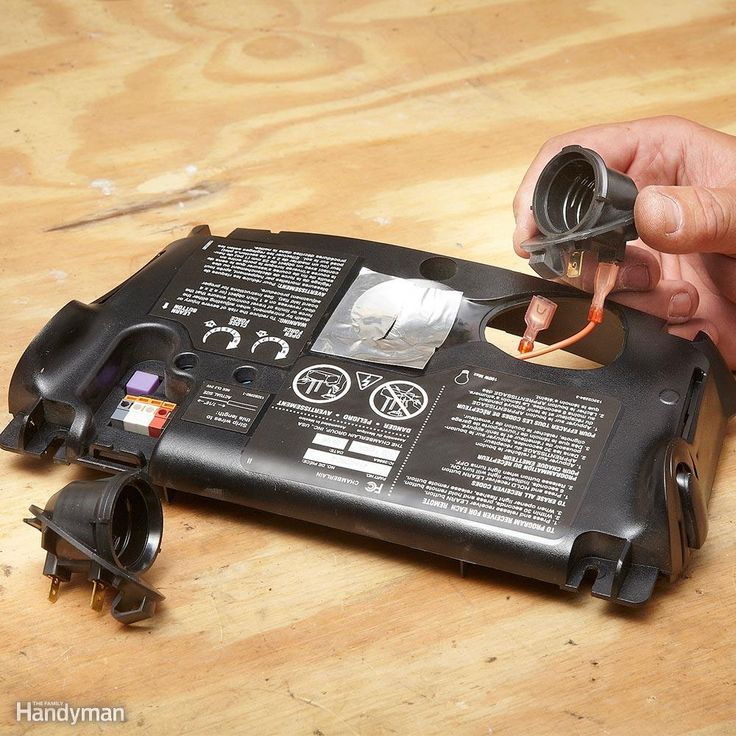Fix Replace The Light Socket If The Bulbs Are Ok But Don T Light Up You Probably Have A Bad Light So Garage Doors Garage Door Opener Garage Door Opener Motor