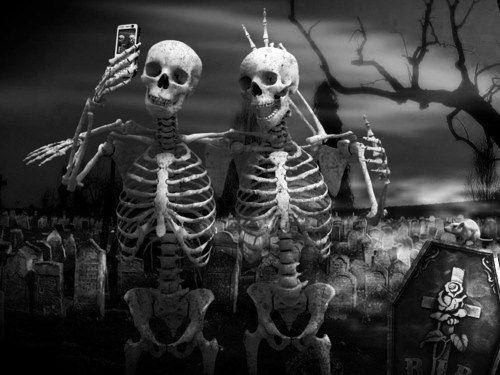 gross halloween gif