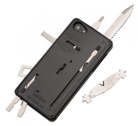 Swiss Army Knife iPhone Case, $100 | 28 Practical Yet Clever Gifts That Are Anything But Lame