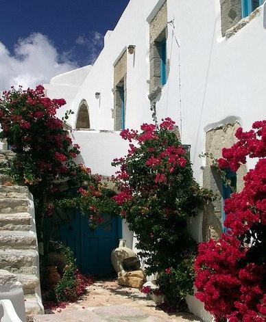 VISIT GREECE| #Tilos #Dodecanese #islands #Greece #Megalo #Chorio, / By Zsolt Halasi via Flickr