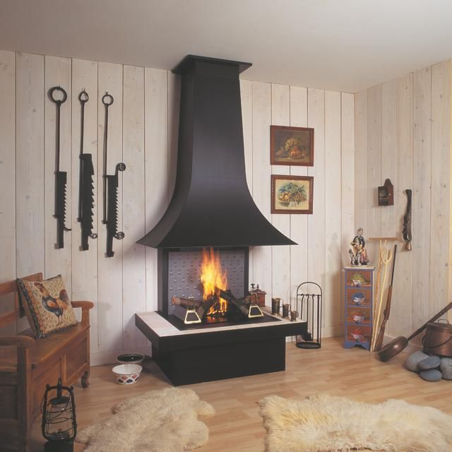 cheminées modernes more stove cheminées modernes