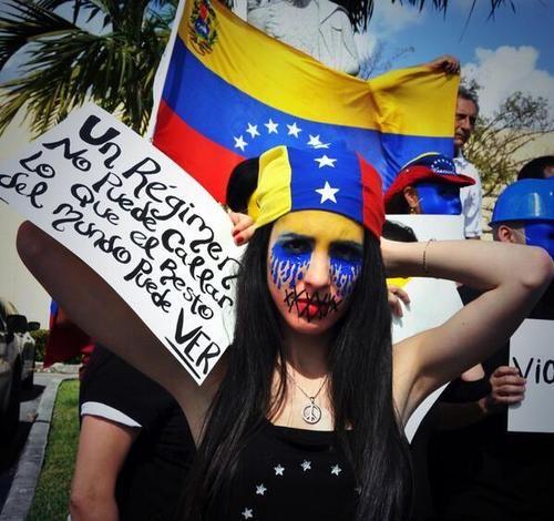 Venezuela lucha por sus derechos http://felixjtapia.org/blog/2014/02/13/venezuela-lucha-por-sus-derechos/