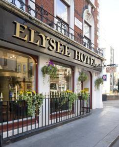 London: Elysee Hotel (accom)
