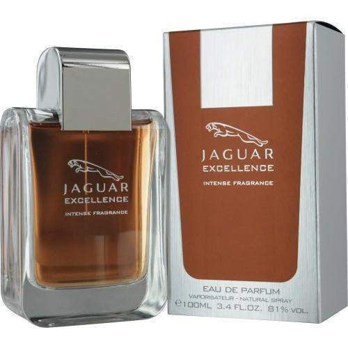 Jaguar Excellence By Jaguar Intense Eau De Parfum Spray 3.4 Oz