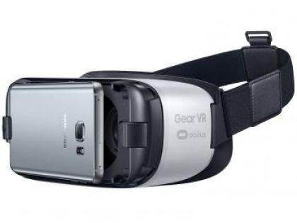 Gear VR Óculos de Realidade Virtual 3D - para Conteúdos Especiais e Games