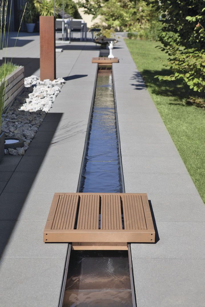 Promises cooling on warm summer days in the garden: Signo plates on the terrace …  – Möbel