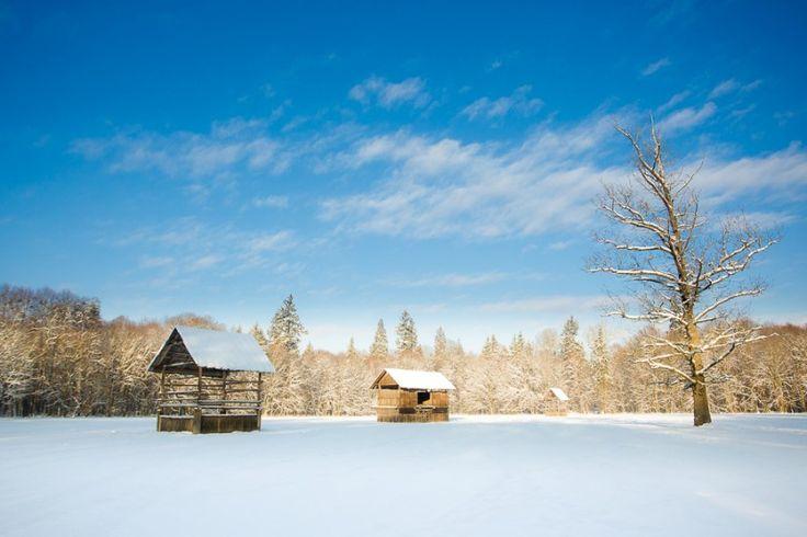 Village houses in Belarus   Eastbook.eu