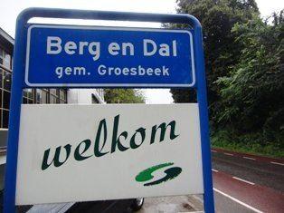 Berg en Dal, Groesbeek, Gelderland.