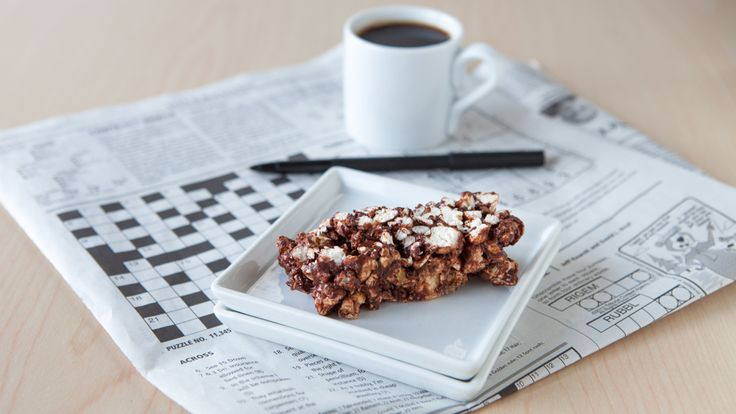 4-Minute Silicone Steamer Peanut Butter & Chocolate Popcorn Bars