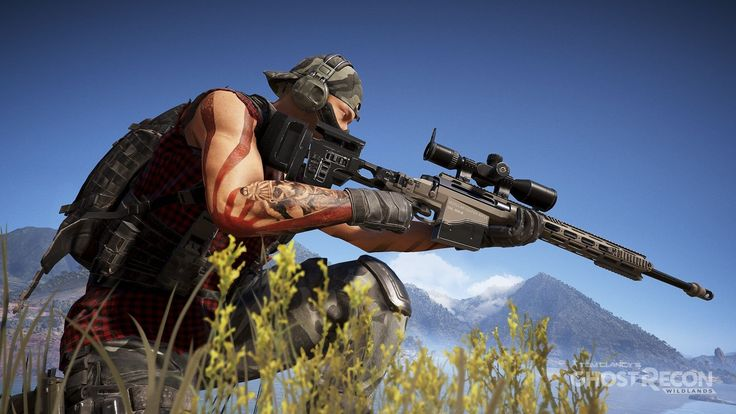 Ghost Recon Wildlands #GhostReconWildlands #shooter #GhostRecon #ubisoft #Games #Videogames #TomClancys