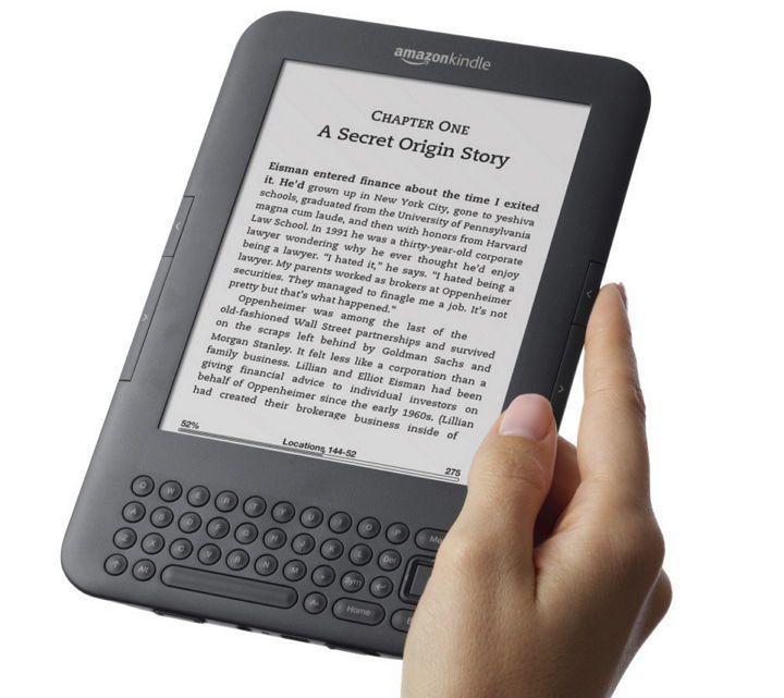 Dueños de Amazon Kindle antiguas deben actualizar software antes del martes para evitar problemas
