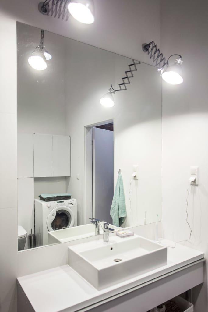 Przeglądaj zdjęcia z kategorii:  Łazienka, Loft w Łodzi. Znajdź najlepsze pomysły i inspiracje dla Twojego domu.