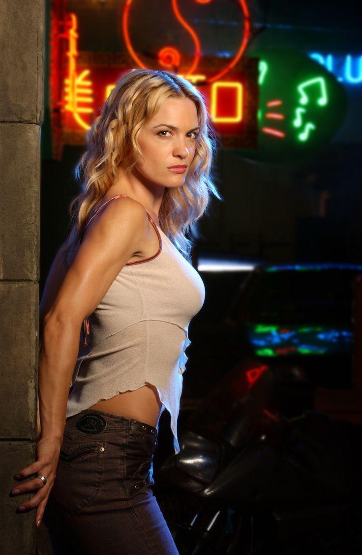 Victoria Pratt As Shalimar Fox Mutant X Stills Mutant