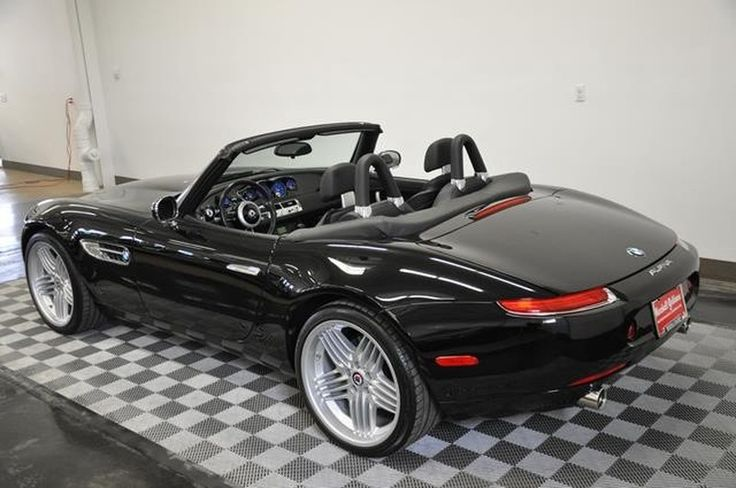 Ohio Dealer Has Five Bmw Alpina Z8 Roadster V8s For Sale
